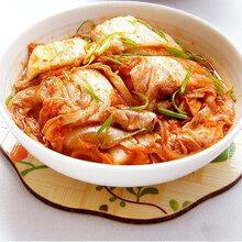韓國泡菜沽河優芽泡菜批發圖片