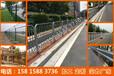 東莞框架人行道防護欄桿定做方通市政柵欄現貨甲型道路鐵欄桿供應
