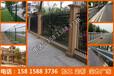 學校圍墻鐵欄桿定做東莞鐵藝護欄生產廠小區鋅鋼防護欄價格