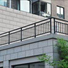 深圳小区锌钢扶手栏杆定做厂家定做阳台护栏价格图片
