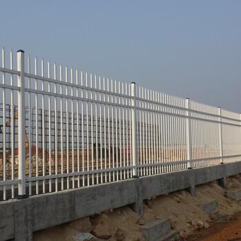 中山全新小区锌钢护栏