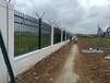 湛江堅實中護圍欄小區鋅鋼護欄
