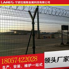湖北机场护栏网刀刺网价格防护隔离网