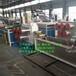 SJ75高效擠出塑料拉絲機系列掃把絲拉絲生產線設備