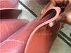 紅色35kv絕緣膠墊規格呼和浩特配電室絕緣膠墊廠家價格