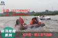 可在陸地上行走的船-水陸兩棲氣墊船/搶險救災氣墊船-無所不至