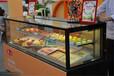 阜阳烘焙坊制冷设备,日式直角蛋糕柜,寿司柜,冷藏保鲜展示柜