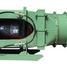 除尘风机型号-KCS系列矿用湿式除尘风机图片