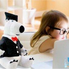 益智智能玩具,幼教智能玩具,贝肯熊电动智能玩具,倒霉熊电动智能玩具