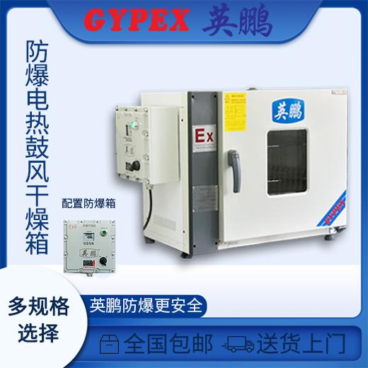 英鹏电机线圈浸漆干燥箱温度300℃/防爆烘箱定制
