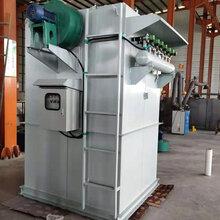 河北宏大加工離線脈沖氣箱除塵器