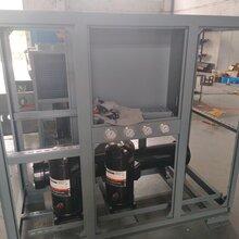 电镀冷水机集中供水的解决方案