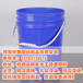 郑州涂料桶厂家付弟塑业为您提供优质的25L涂料桶