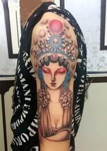 无锡滨湖河埒口纹身,梁清路附近洗纹身,手艺好纹身,河埒口纹身培训图片