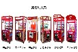 广州娃娃机厂家直销pp虎娃娃机礼品机夹烟机