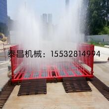 工程洗车机建筑工地垃圾场环保用洗轮机图片