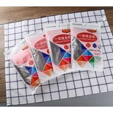 1.6米红色桌布婚庆喜宴桌布厂家直销防水防油污PE塑料一次性台布