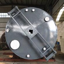 定制0.5-150m3钢衬塑搅拌罐▏钢衬塑化工储罐▏钢衬塑反应釜图片