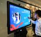 惠州触摸屏广告机电子签到机电视机液晶拼接屏厂家直租