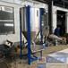 湖北武汉大型立式搅拌机1T塑料混合机2吨颗粒粒子拌料机粉末混料机500KG