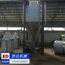 山西太原塑胶原料搅拌机塑料混合机大型立式螺杆搅拌机破碎料搅拌机内螺旋搅拌机厂家图片