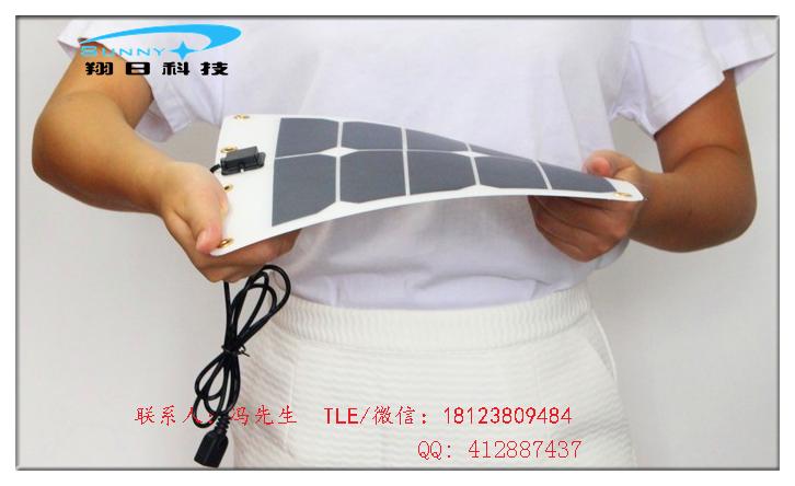 高效太阳能电池板图片