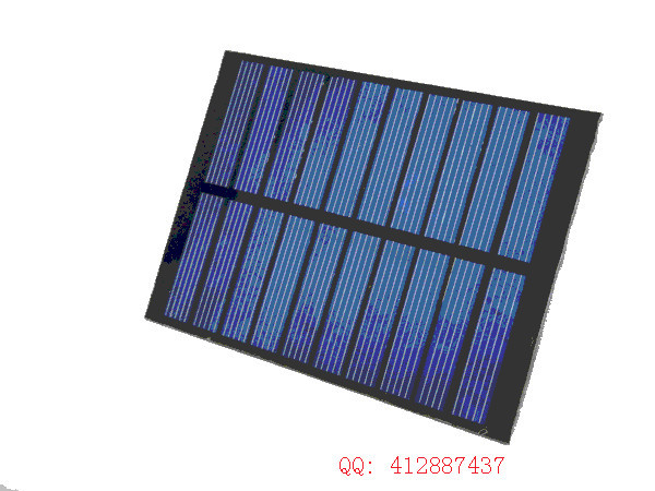 太阳能电池板厂图片