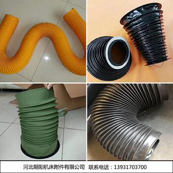 郴州耐高温通风管圆形软连接厂家