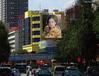 西宁市湟光十字路口墙体广告招商