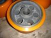 耐高温包胶轮聚氨酯包胶轮耐高速包胶轮厂家直销