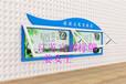 青岛宣传栏价格公交候车亭的报价宣传栏图片宣传栏多少钱一米