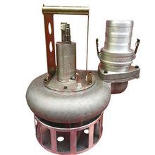 山东居思安消防器械市政建设设备液压渣浆泵HWP6图片