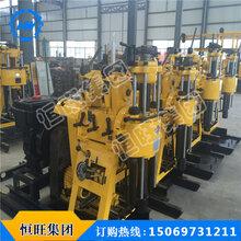 HW-160160水井钻机水井钻机厂家勘探钻探高效率钻井机液压打井机地质探矿