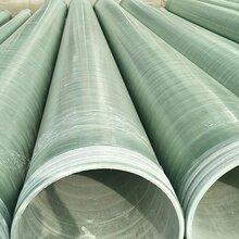 型号齐全FRP管道A地埋式玻璃钢管道A玻璃钢复合管道生产厂家图片