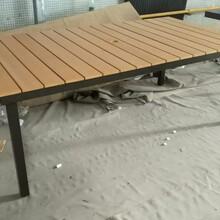 百明集团百馨家具,外贸尾货,特价清仓,铝合金塑木6+1处理图片