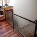 现代钢化热熔玻璃楼梯围栏
