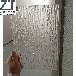 优质钢化热熔玻璃家居吊门