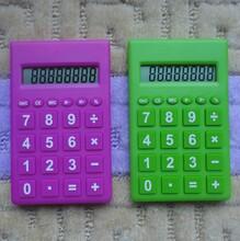源頭工廠FC-301迷你卡通計算器禮品計算器手掌計算器硅膠按鍵計算器圖片