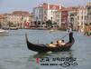 供应酒店装饰木船,厂家直销景观船贡多拉游船,摄影道具船只,威尼斯独木舟刚朵拉