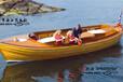 批发木船定做欧式木船供应手划船设计装饰船设计景观木船帆船沙发船渔船厂家