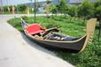 諸暨婚慶貢多拉攝影威尼斯貢多拉歐式木船廠家