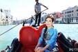 杭州餐飲裝飾船廠家直銷景觀船貢多拉