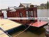 湖北濟南河北多少錢能買到旅游船畫舫船
