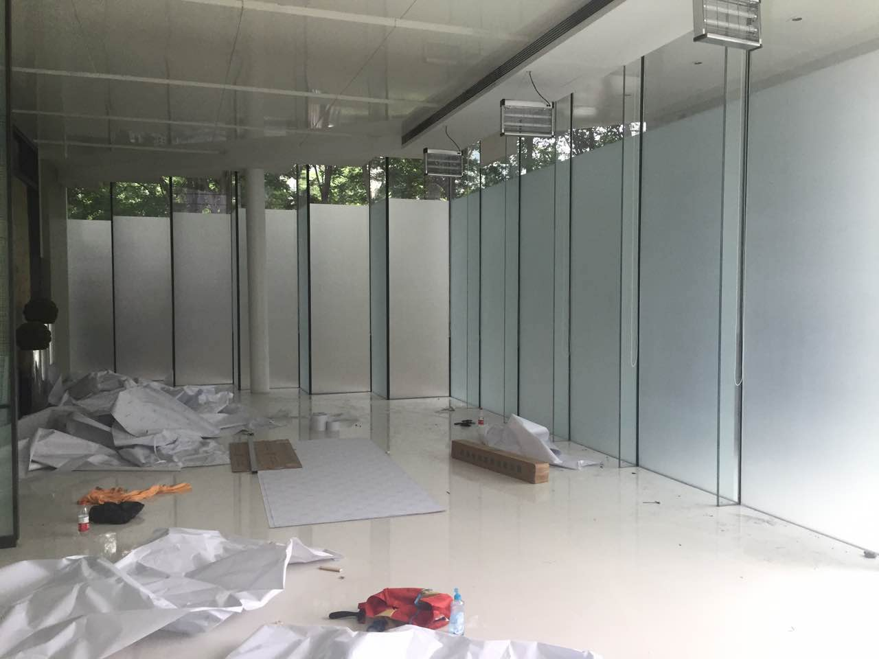 青岛玻璃防爆膜,安全膜,居家玻璃安全膜