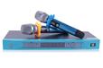 江苏专业话筒5S专业无线麦克风GT-259A宝石蓝无线话筒