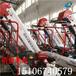 云南丽江晒场粮食装袋机小型自走式装袋机厂家