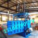 福建泉州废金属液压打包机废铁丝铁屑压块机价格