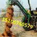 广东植树挖坑机园林植树挖坑机报价