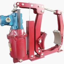 華伍制動器BYW-400/80礦用防爆制動器焦作制動器是圖片