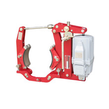華伍YKW系列臥式安裝電力液壓塊式制動器廠家供應質量圖片
